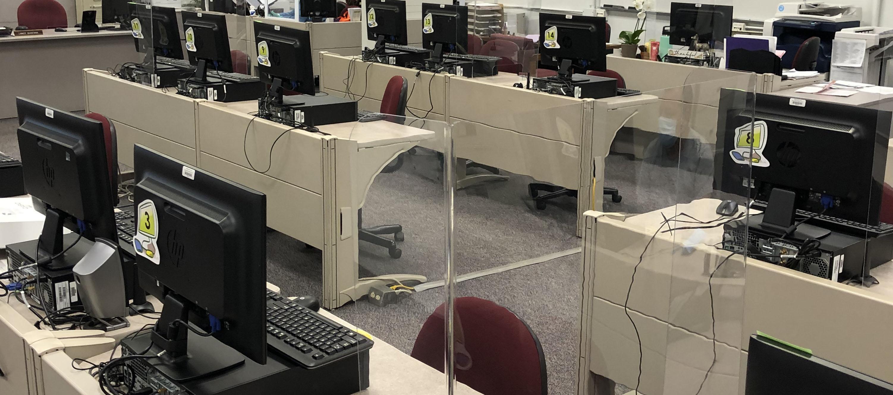 Room 8 Testing Center