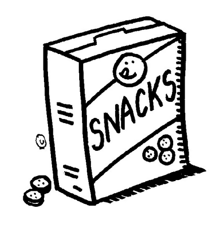 Approved Snack List Thumbnail Image