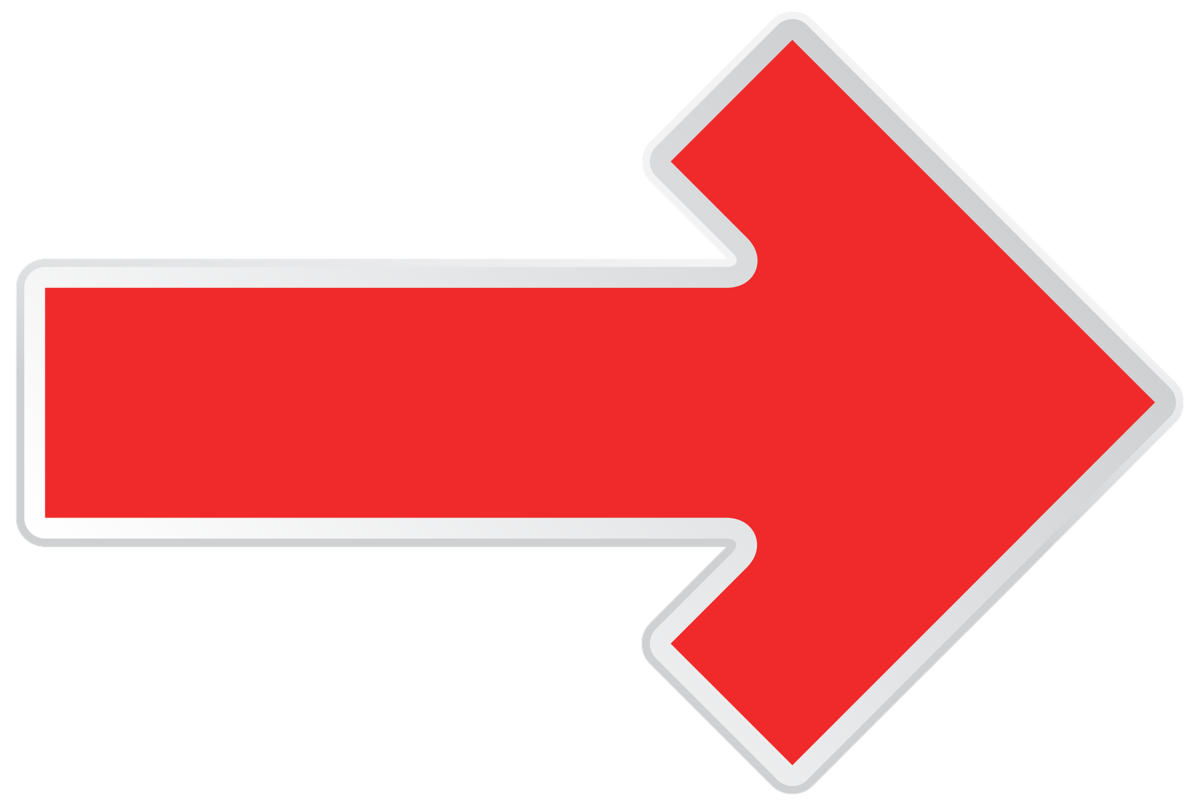 red arrow pointing right