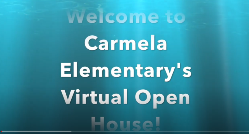 Open House Virtual iMovie Video Featured Photo