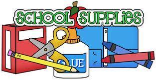 2021 - 2022 Elementary School Supply List Featured Photo
