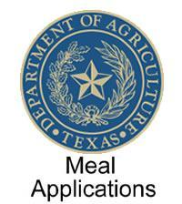 TDA Meal Applications