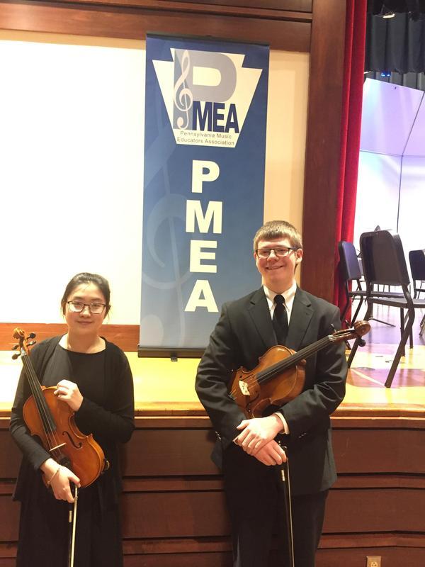 2018 Pennsylvania Music Educator's Association Honors String Orchestra Festival Thumbnail Image