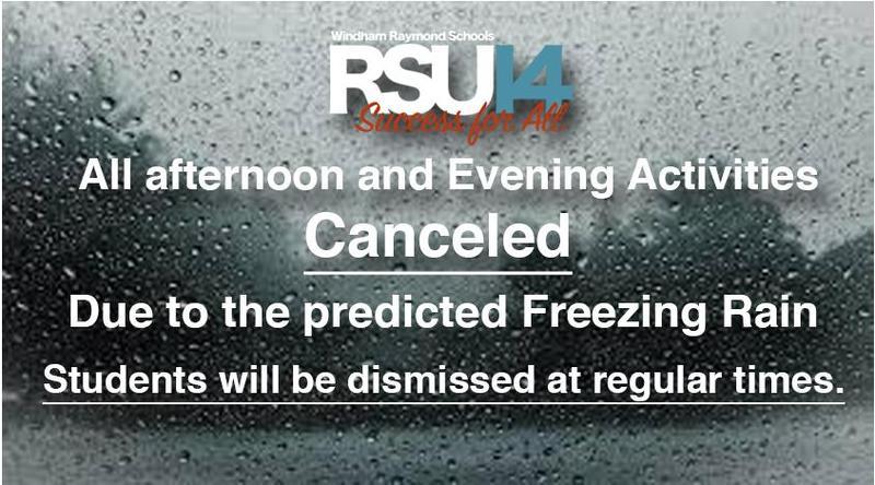 RSU Canceled