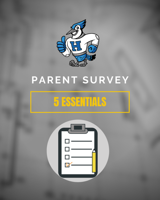 Parent Survey 5essentials
