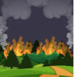 Monitor WildFire Smoke