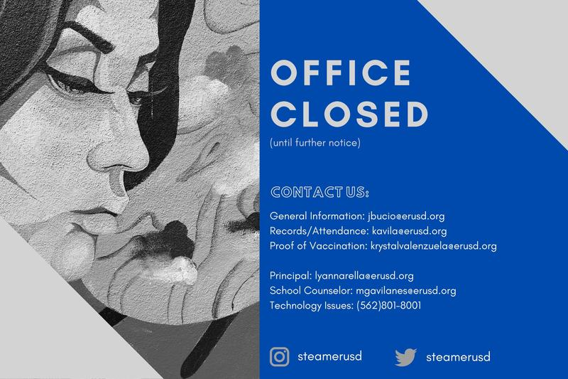 Office closed notice
