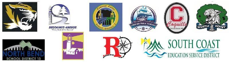 South Coast Schools Logos