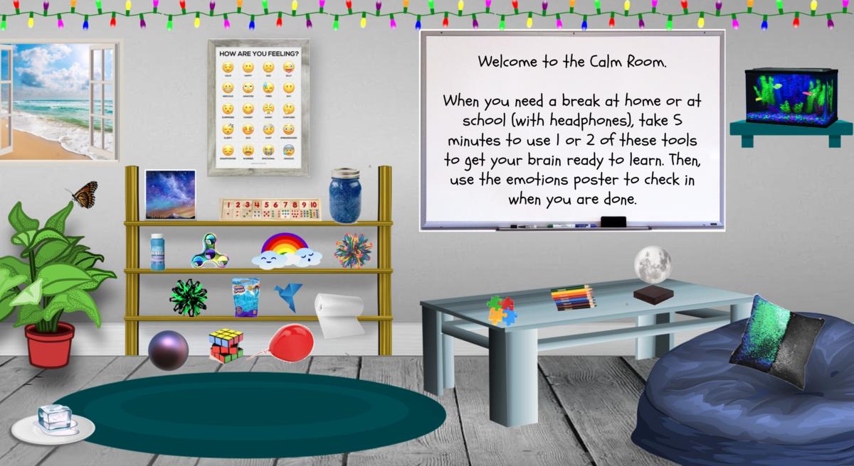 Interactive Regulation Room