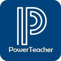 Powerteacher login button