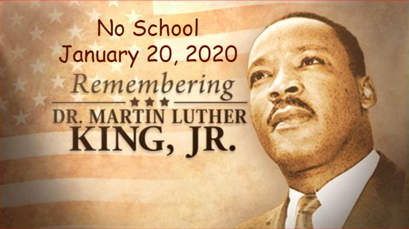 MLK-No School
