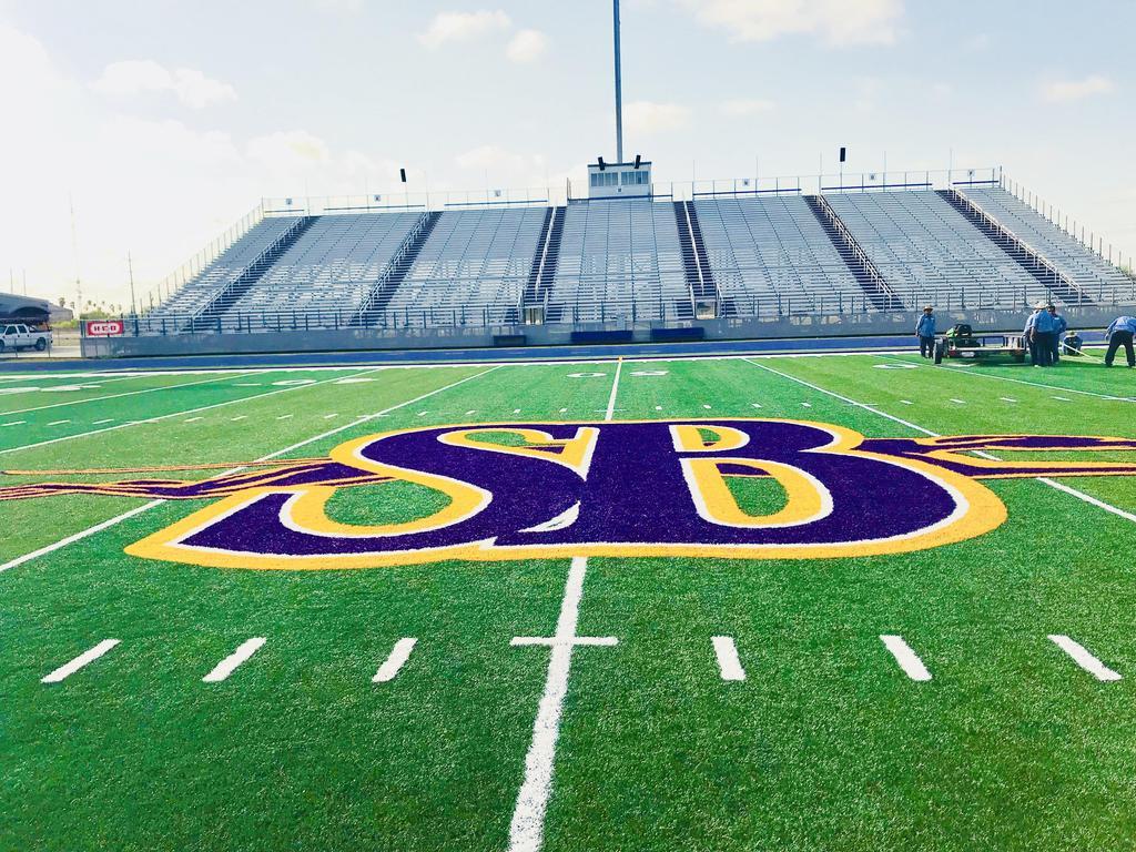 SB Field logo