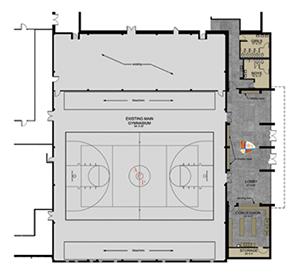 Main Gym Draft Image