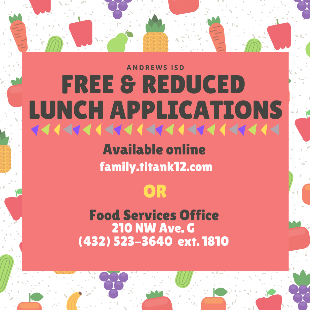 Free Reduced Lunches