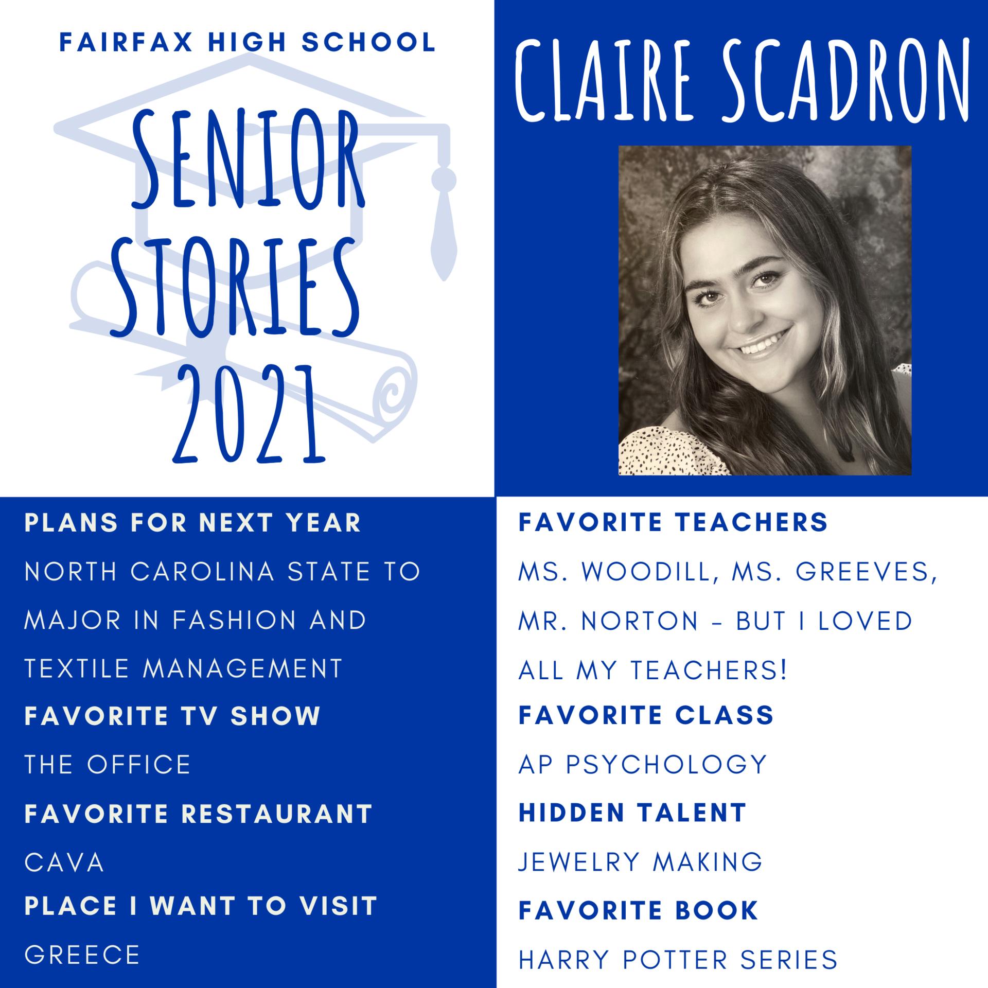 Claire Scadron
