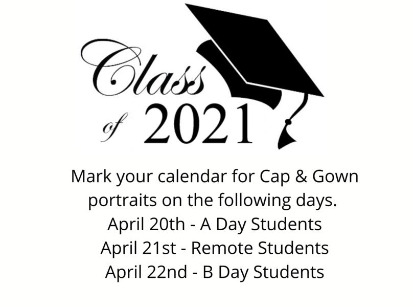 Cap & Gown Info
