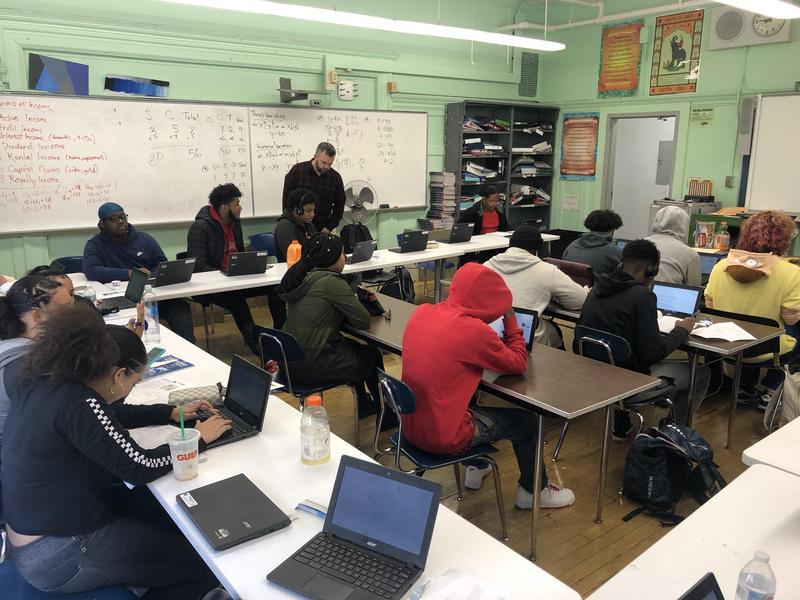 Snowden Classroom