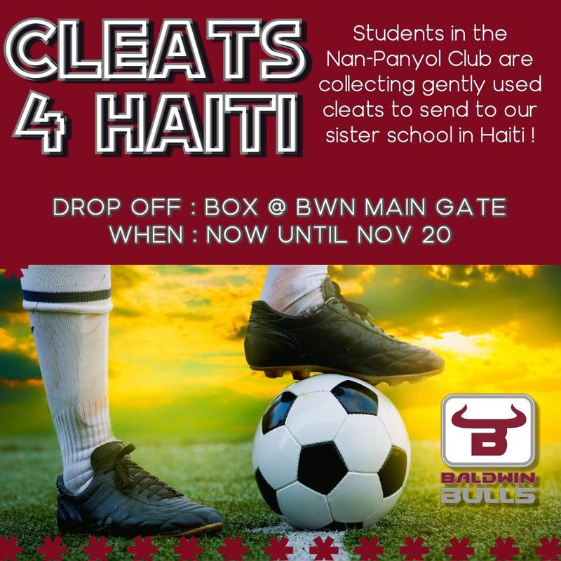 Cleats for Haiti Featured Photo