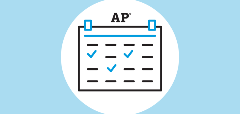 Pay for AP Exams by October 31, 2020 Thumbnail Image