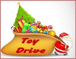 Christmas Toy Drive - Mission Police Department Featured Photo