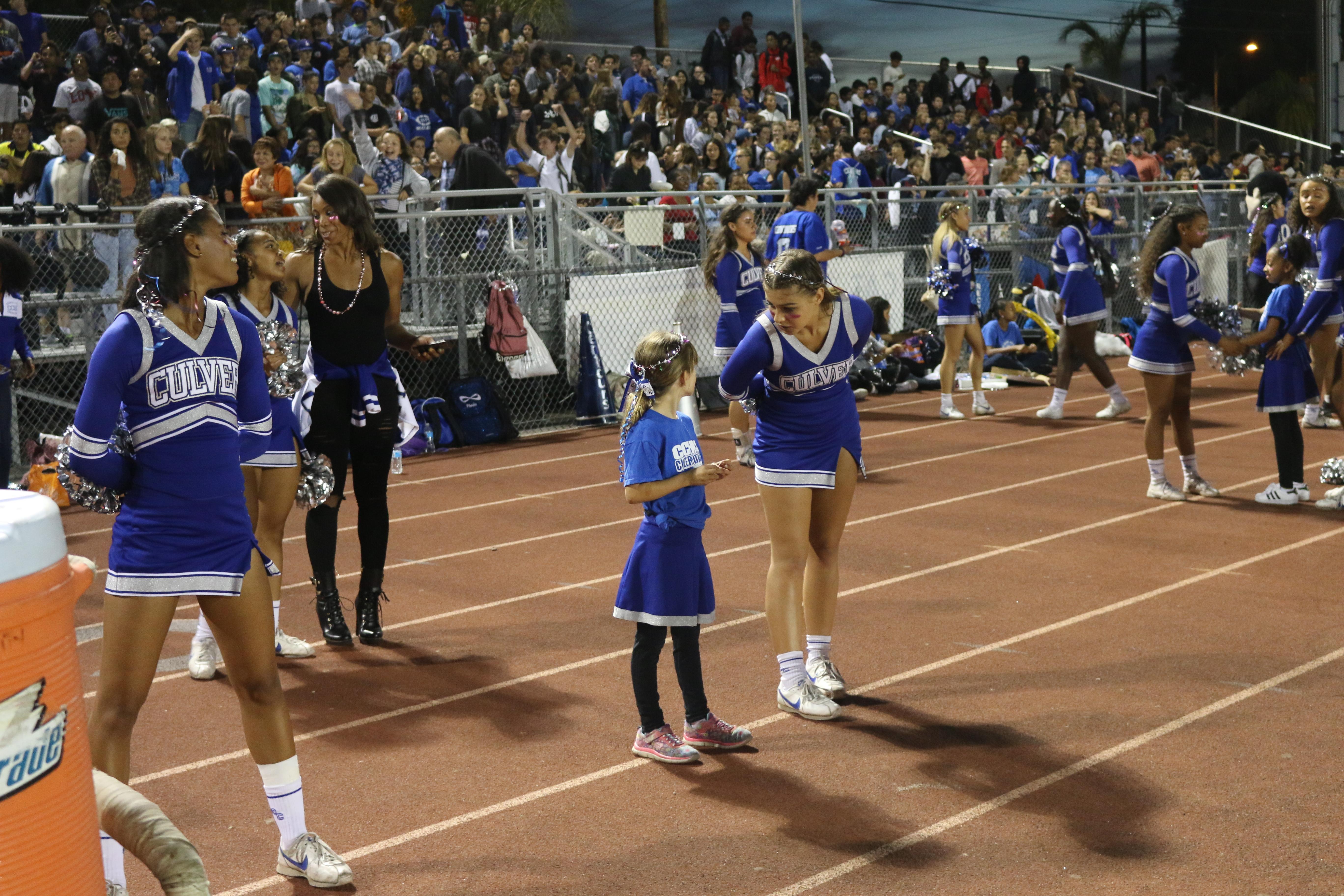Culver City High School Home   FC