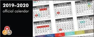 2019-20 School Year Calendar