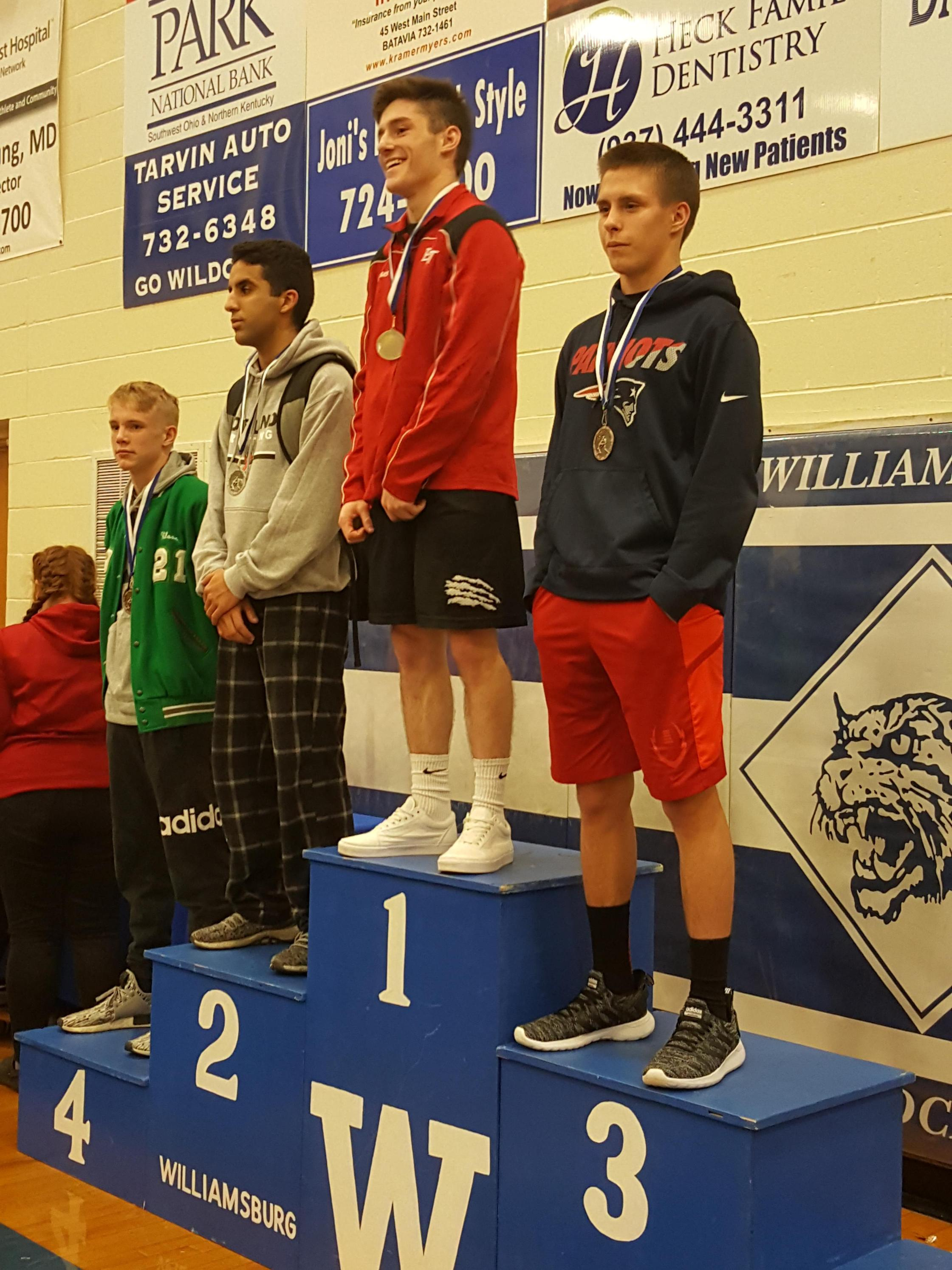 Reyes 3rd @ Williamsburg