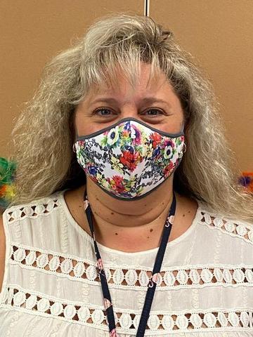 Masked Mrs. Adams