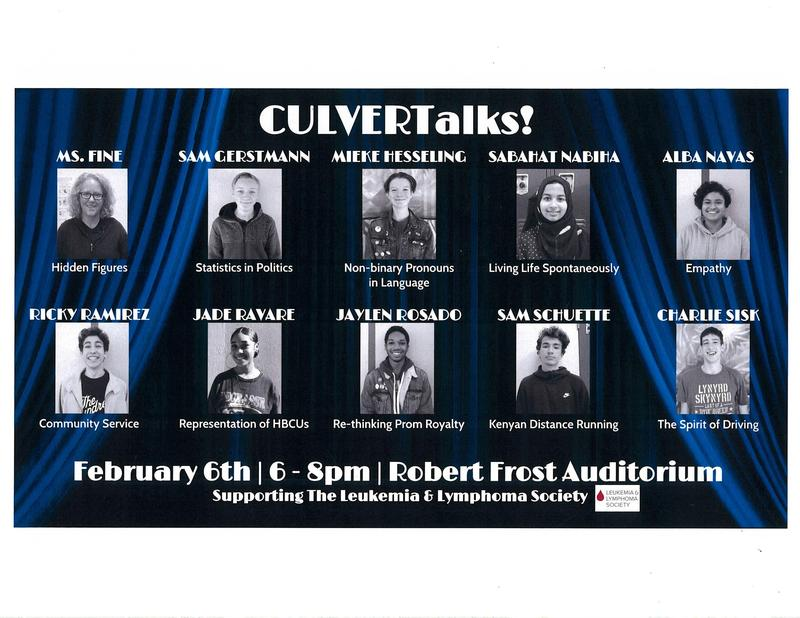CulverTALKS Thumbnail Image