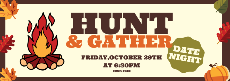 Hunt and Gather - Date Night Featured Photo