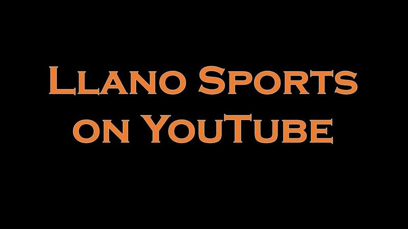 Llano Sports YouTube Channel