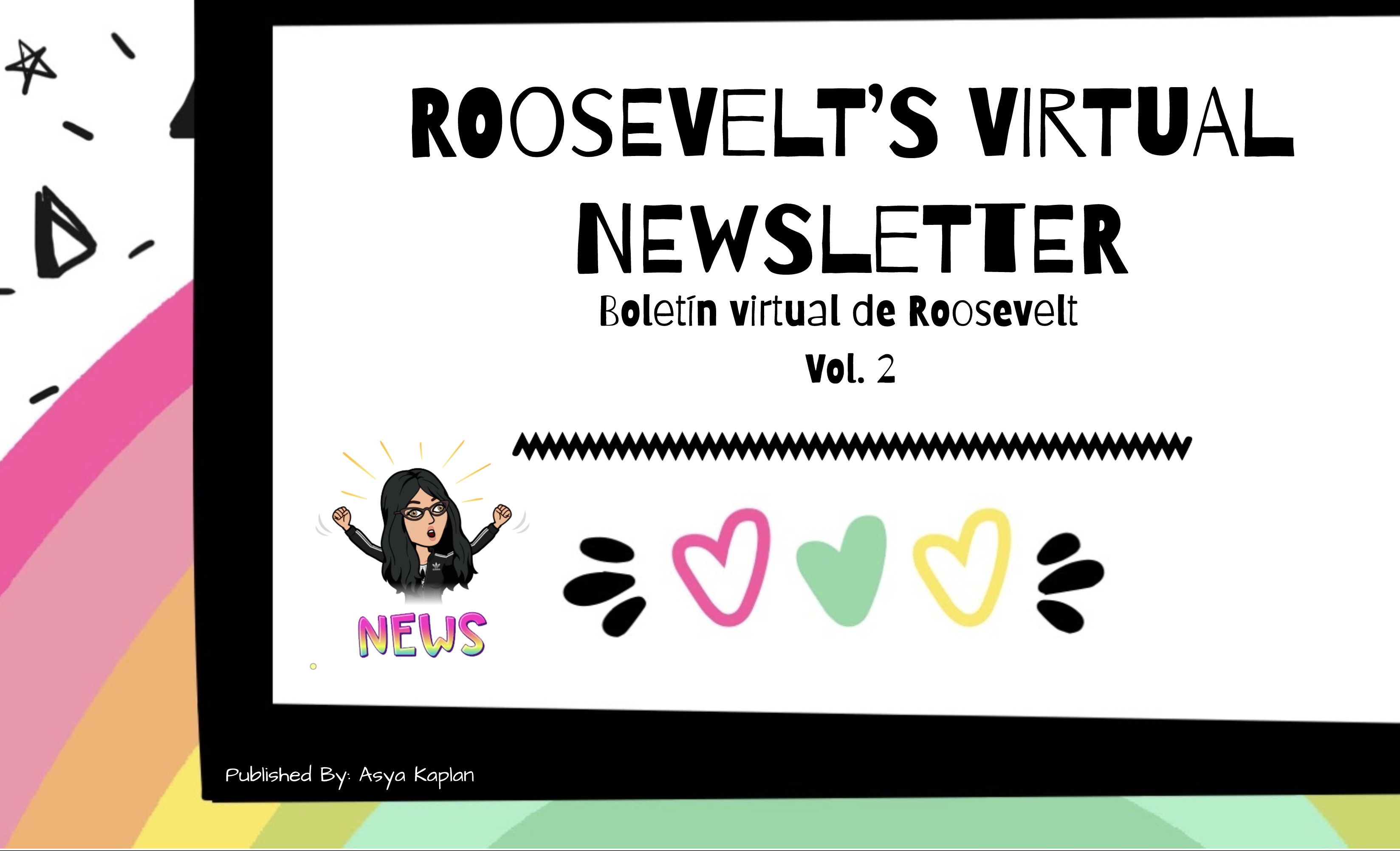 virtual newsletter 2