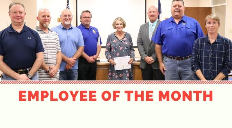 Employee of the Month Featured Photo