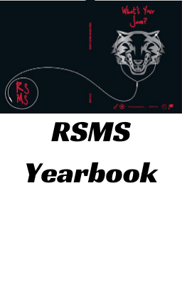 picture of yearbook cover