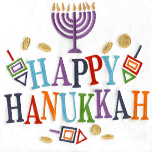 Happy Haanukkah