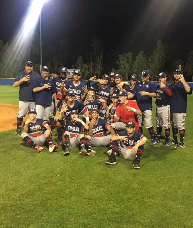 Braves Baseball defeats Loris 5-1 to win Region VI 3A Championship Featured Photo