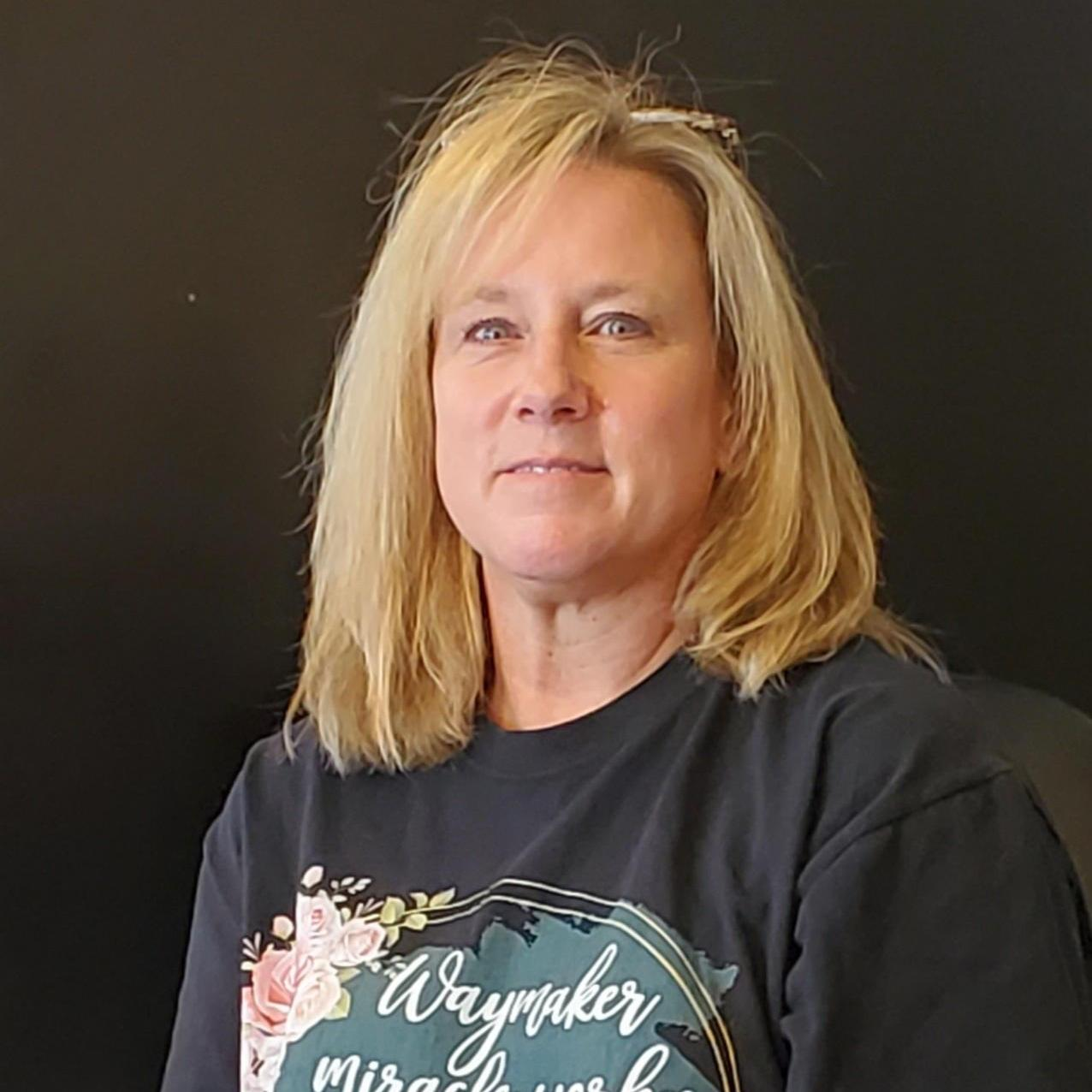 Becky Nicholson's Profile Photo