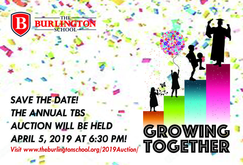 2019 auction save the date
