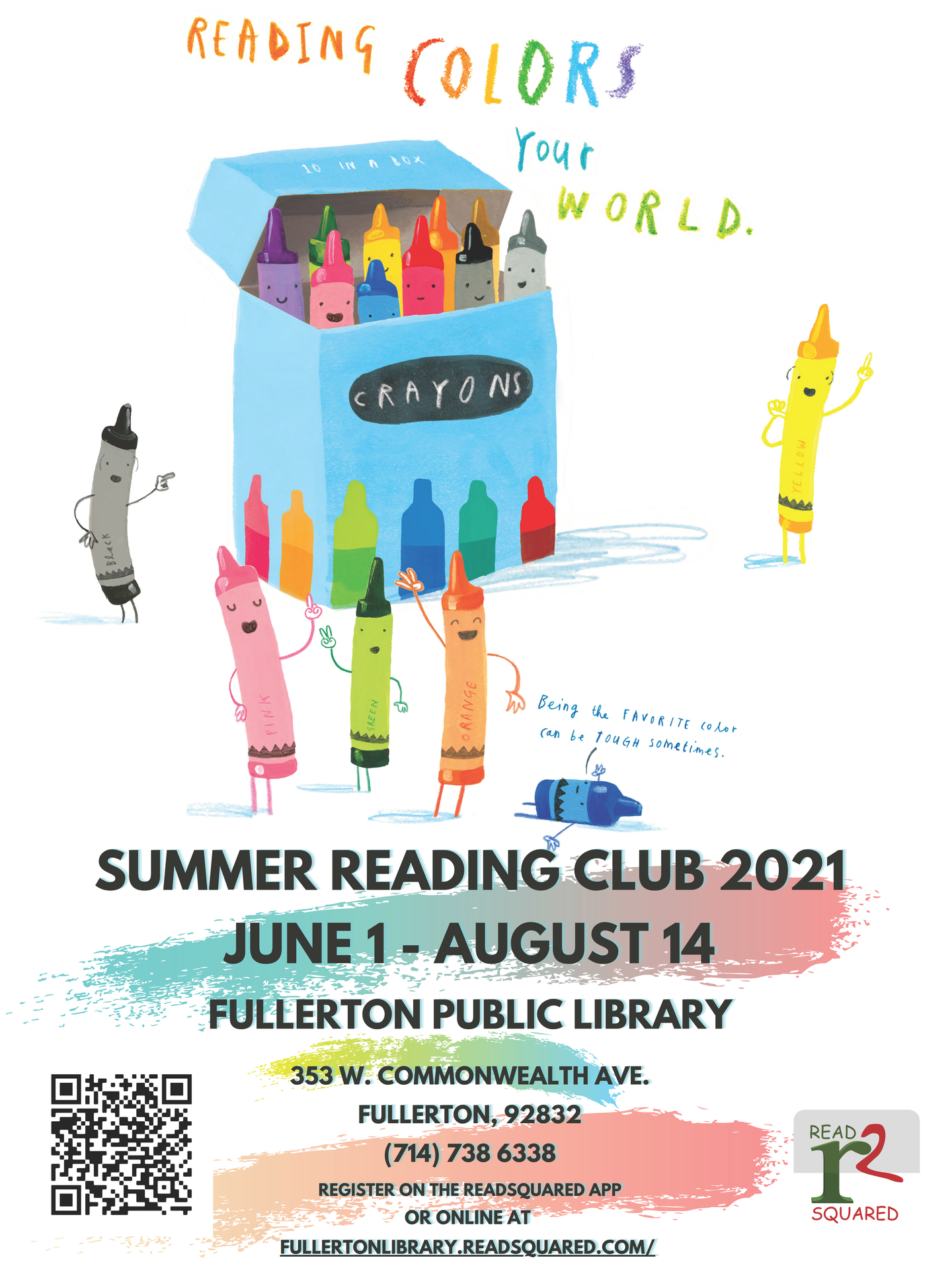 FPL Summer Reading