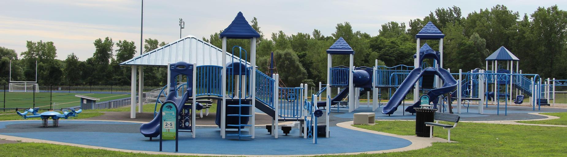 Richard Mann Elementary Playground 2019
