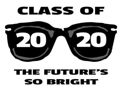 Class of 2020 Sun glasses