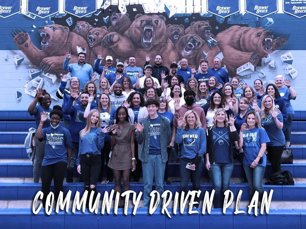 Community Driven Plan