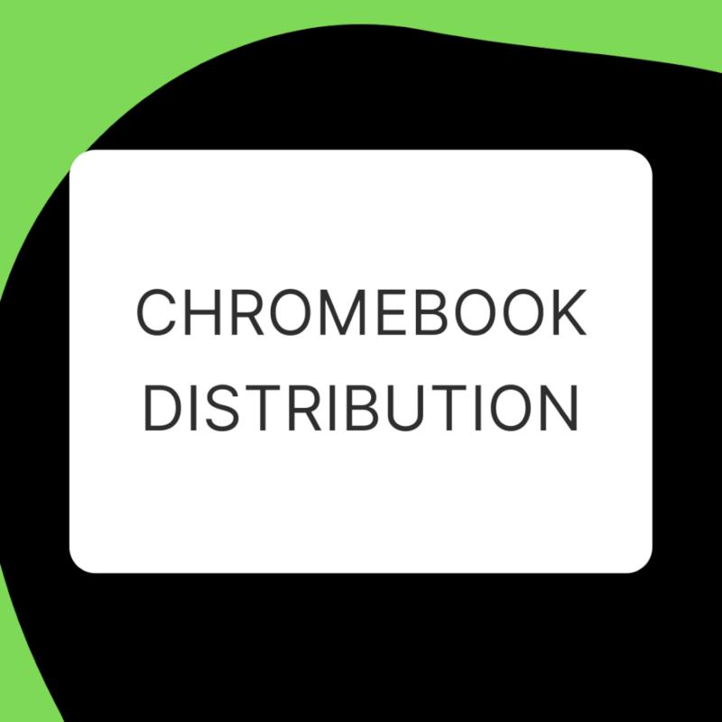 Drive up Chromebook Distribution Thumbnail Image