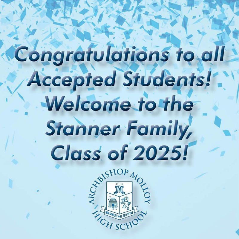 Congratulations Accepted Students! Featured Photo
