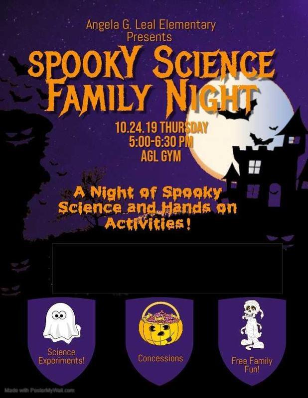 Science Fright Night