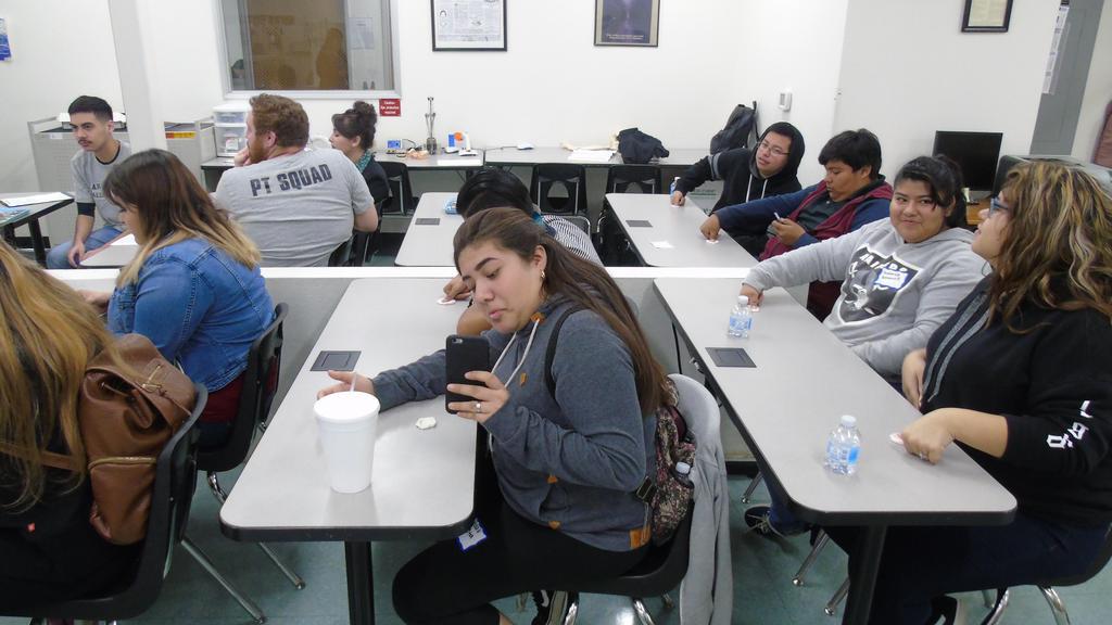 Nueva Students @ SJVC 2-7-18