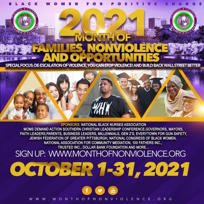 Nonviolence Information