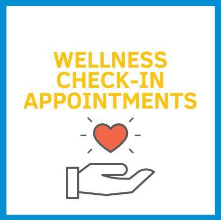 Wellness Check-In Appointments