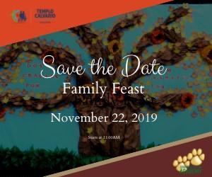 Save the Date- Family Feast Featured Photo