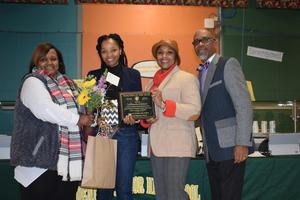 McComb School District Recognizes Teacher of the Year for Summit Elementary